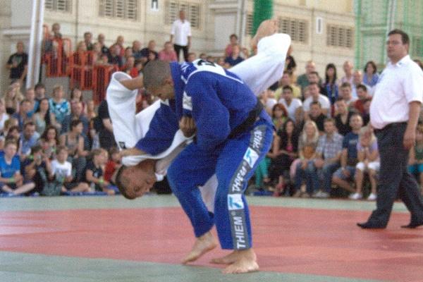 Leipziger Judoka mit Heimsieg gegen Wiesbaden