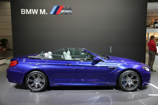 Neuer Absatzrekord für BMW Group im Mai 2012