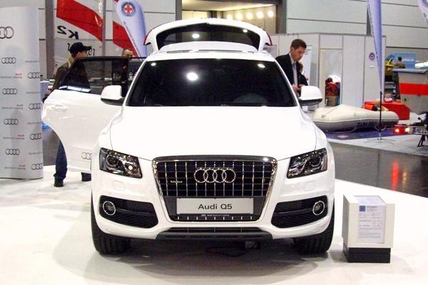 Positives erstes Halbjahr 2012 für Audi