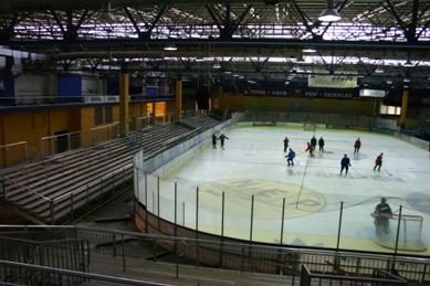 Eishockey - Nachwuchssport In Leipzig