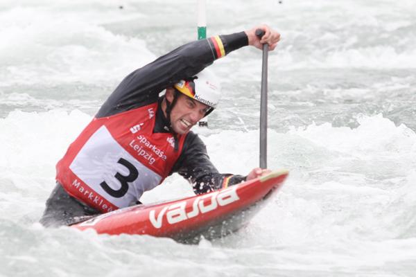 Deutscher Kanu-Verband benennt sein Kanuslalom-Nationalteam