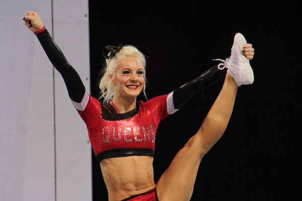 Norwegen und Slowenien dominieren Cheerleading-EM in Bonn
