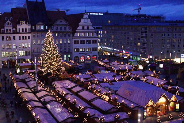 Weihnachtsmarkt Leipzig.Am Samstag Ist Lange Nacht Auf Dem Leipziger Weihnachtsmarkt