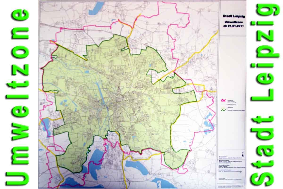 Umweltzone Leipzig Karte.Leipzig Seiten Leipzig Seiten